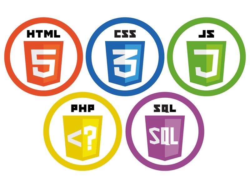 html-css3-js-php-sql